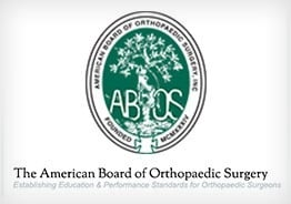 board certified orthopedic surgeon in chicago il